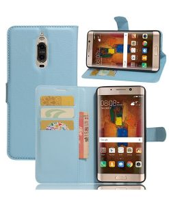 Huawei Mate 9 Pro Wallet Stand Leather Case