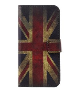 Huawei P10 Patterned Wallet Stand Case