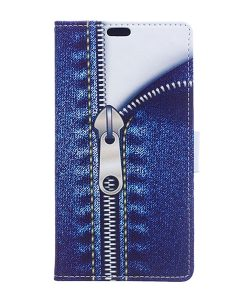 Samsung Galaxy Xcover 4 Pattern Leather Case