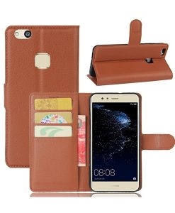 Huawei P10 Lite Wallet Leather Case,