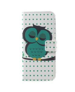 Motorola Moto G5 Plus Patterned Wallet Case