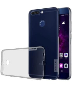 Huawei Honor 8 Pro NILLKIN 0.6mm TPU Case, Harmaa.