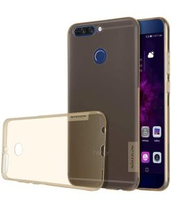 Huawei Honor 8 Pro NILLKIN 0.6mm TPU Case, Ruskea.