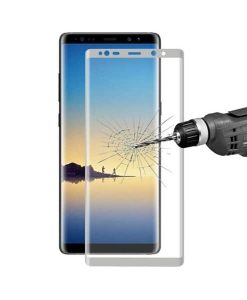 Samsung Galaxy Note 8 HAT PRINCE Full Panssarilasi, Hopea.