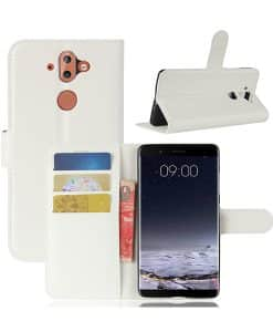 Nokia 8 Sirocco Wallet Leather Case