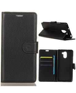 Samsung Galaxy S9 Plus Wallet Leather Case