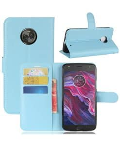 Lenovo Moto X4 Wallet Leather Case