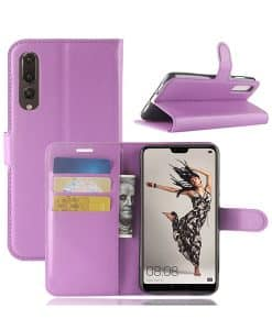 Huawei P20 Pro Wallet Leather Case