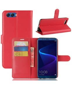 Huawei Honor View 10 Wallet Leather Case