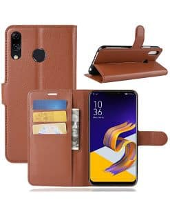 Asus ZenFone 5/5Z Wallet Leather Case