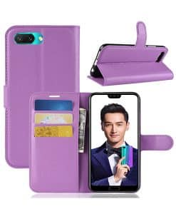 Huawei Honor 10 Wallet Leather Case