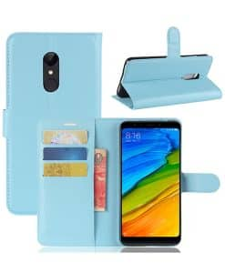 Xiaomi Redmi 5 Wallet Leather Case