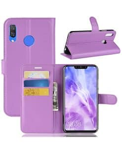 Huawei P Smart+ Wallet Leather Case